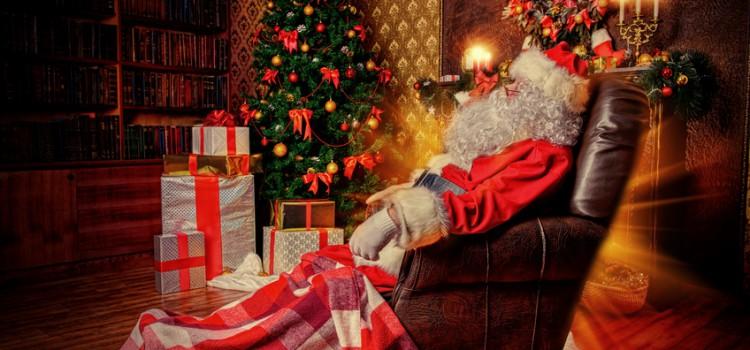 Grüße vom Nikolaus !