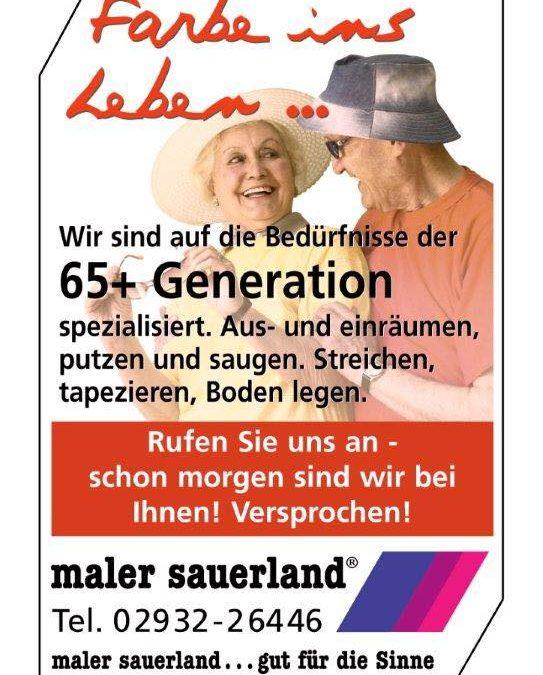 65+ Generation