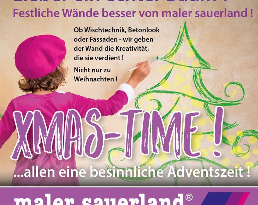 Wir wünschen allen eine schöne Adventszeit!